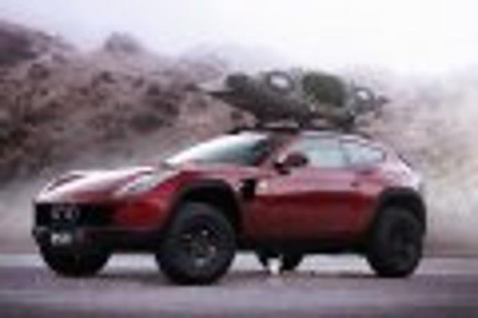 Un nuevo informe confirma que Ferrari está desarrollando un nuevo SUV