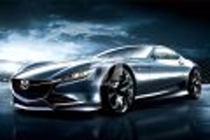 Te adelantamos el diseño del Mazda RX-9: el esperado sucesor del RX-8