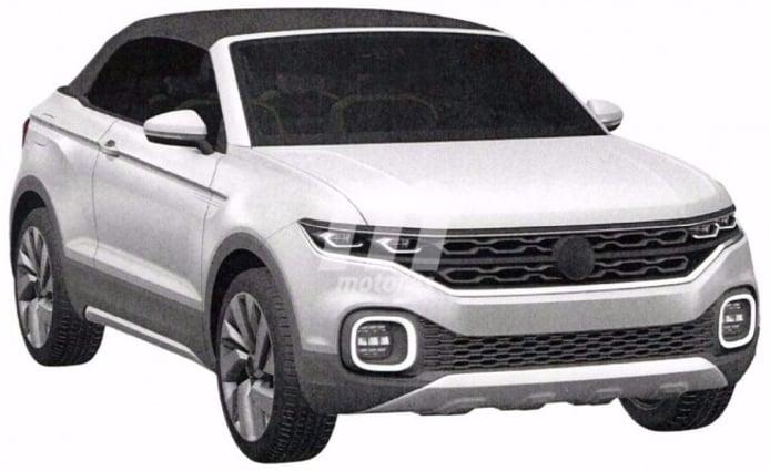 Volkswagen T-Cross Breeze - patente