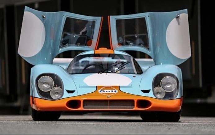 Porsche 917K #024: el Porsche más caro de la historia