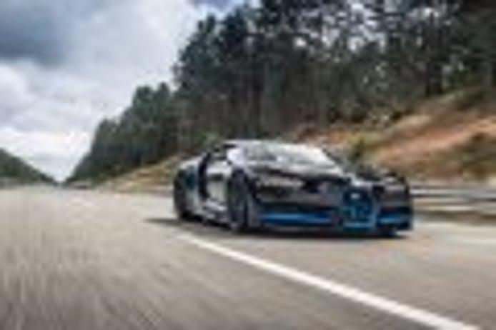 Bugatti confirma que el desarrollo del sucesor del Chiron comenzará en 2019