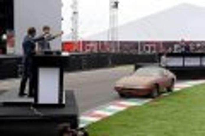 El único Ferrari Daytona de aluminio alcanzó los 1.8 millones