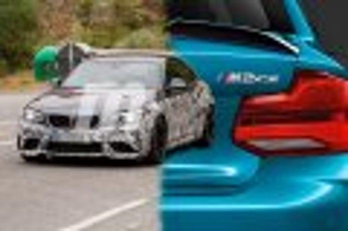 Nuevos detalles del BMW M2 CS que tendrá el motor del M4 y lucirá colores exclusivos
