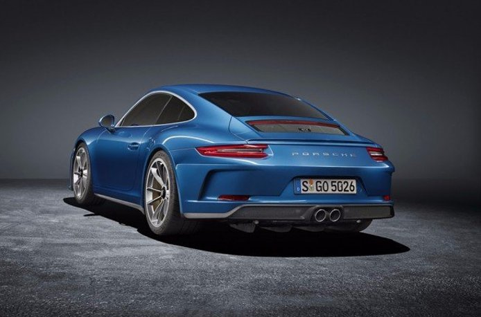 Porsche 911 GT3 Touring Package - posterior