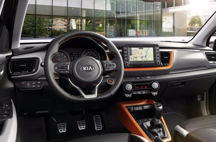 Kia Stonic - interior