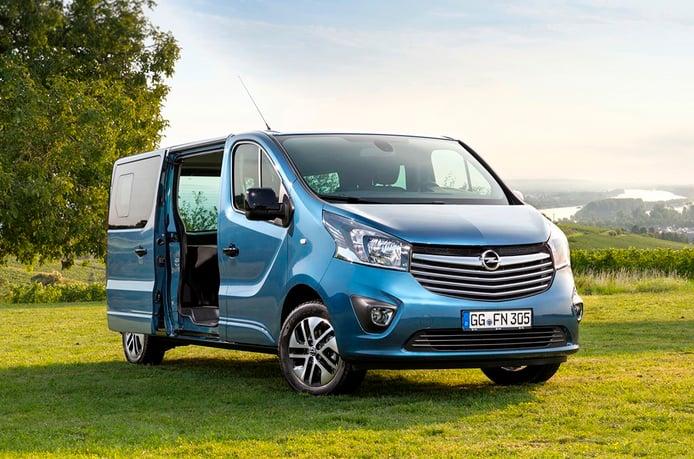 Opel Vivaro Life: una furgoneta para disfrutar de la acampada