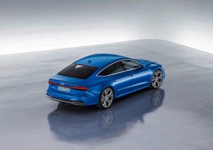 Audi A7 Sportback 2018 - posterior