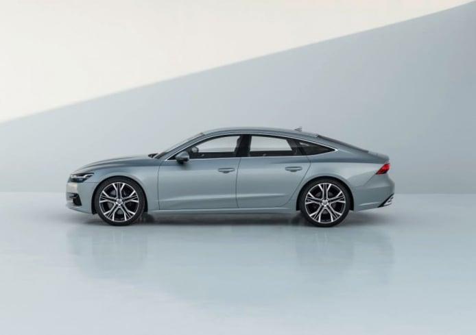 Audi A7 Sportback 2018 - lateral