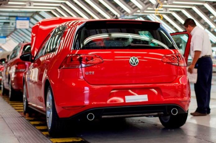 El Volkswagen Golf se dejará de producir en México