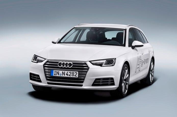 El nuevo Audi A4 Avant g-tron ya está a la venta en España
