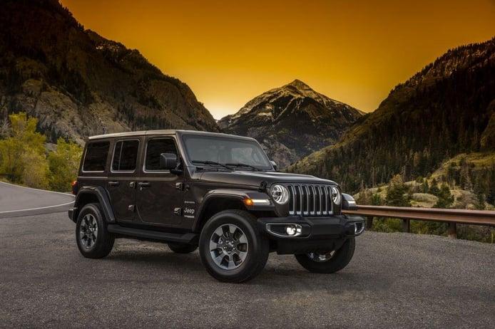 Jeep Wrangler 2018: las primeras imágenes oficiales