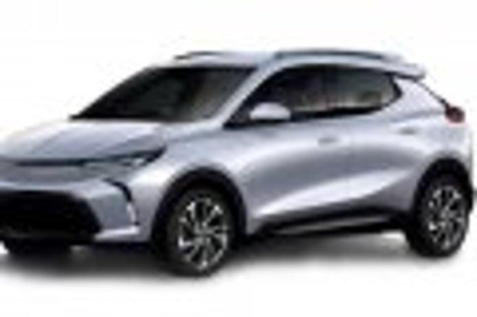 General Motors filtra un nuevo SUV eléctrico de Chevrolet