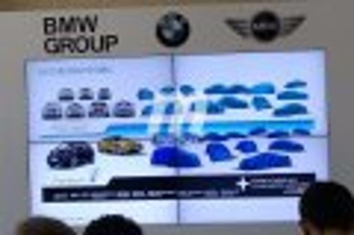 Los planes eléctricos de BMW Group de cara al año 2025