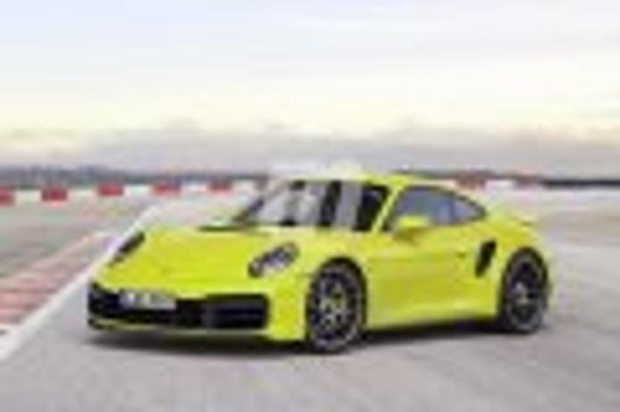 Así será el futuro Porsche 911 Turbo de la próxima generación 992