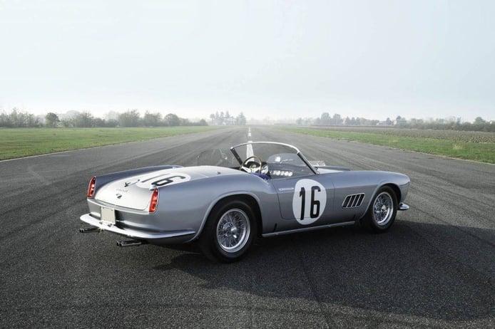 Este Ferrari 250 GT no es lo que parece y por eso vale 18 millones
