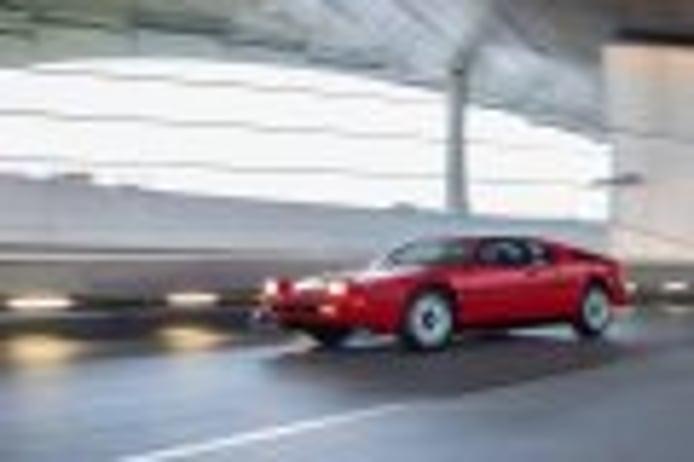 Restaurado el BMW M1 que estuvo abandonado 34 años en Italia