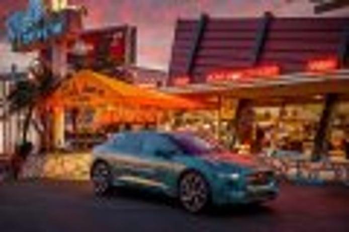El nuevo Jaguar I-Pace completa su desarrollo en Los Ángeles