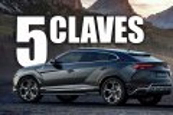 Las 5 claves del Lamborghini Urus, el nuevo «Super SUV» italiano