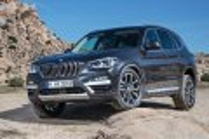 La gama del nuevo BMW X3 2018 incorpora mecánicas de gasolina