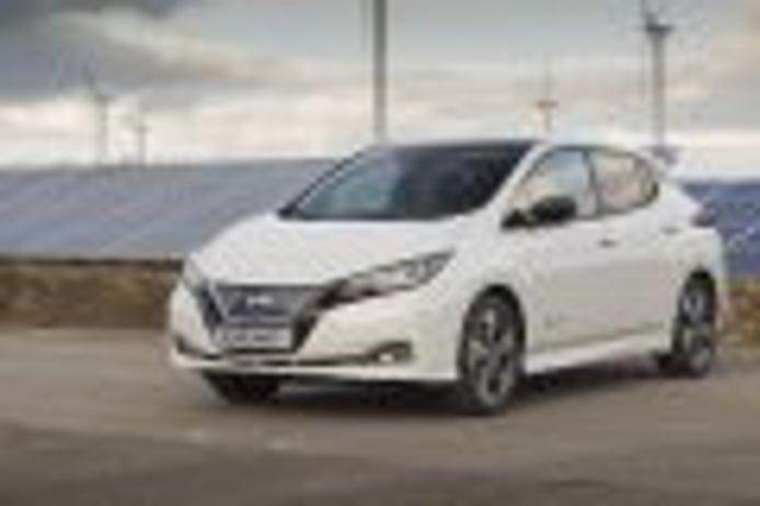 Nissan Leaf 2018: precios, equipamiento y gama para España