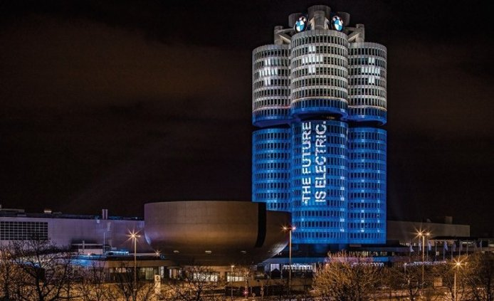 BMW Group - Ventas de Coches Eléctricos en 2017
