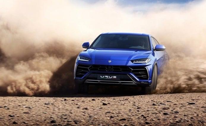 Lamborghini Urus - frontal