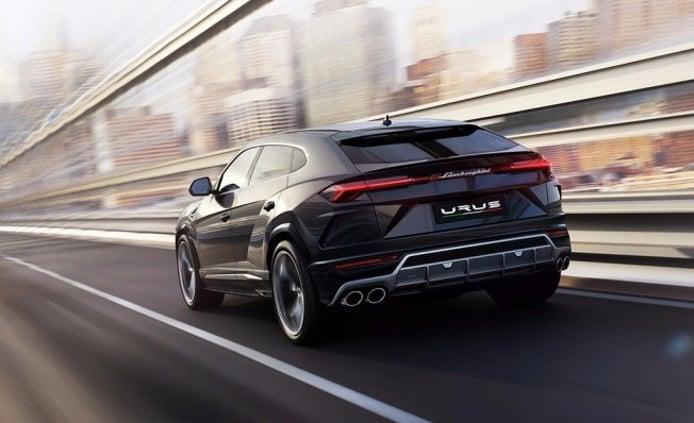 Lamborghini Urus - posterior