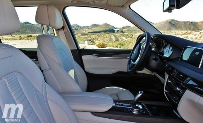 BMW X5 xDrive40e iPerformance - interior