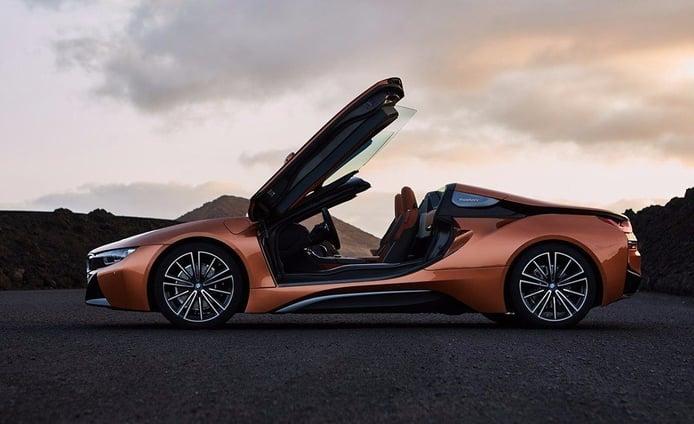 El nuevo BMW i8 Roadster 2018 ya tiene precio en España