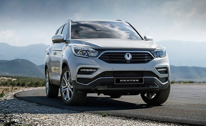 SsangYong Rexton 2018: la cuarta generación ya tiene precios en España