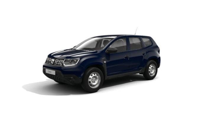 ¿Cómo es el Dacia Duster más barato que puedes comprar? ¿Cuál es su precio?