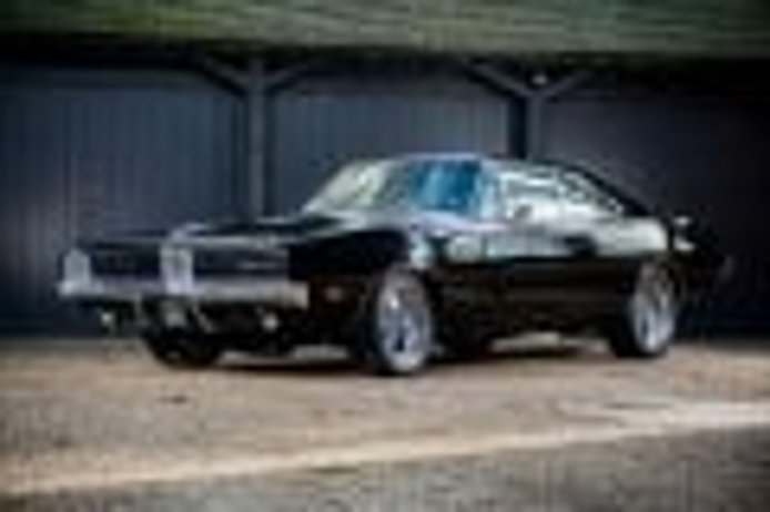 """El Dodge Charger 1969 con especificaciones """"Bullit"""" de Jay Kay a subasta"""
