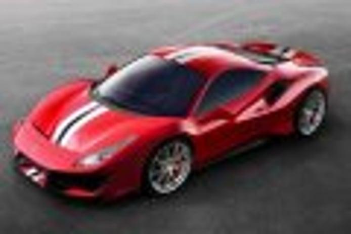 El nuevo Ferrari 488 Pista completa el 0-100 en 2.85 segundos