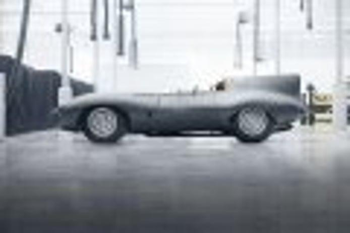Jaguar fabricará 25 unidades más del clásico D-Type