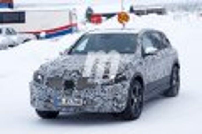 El esperado Mercedes EQC continúa con sus test de invierno