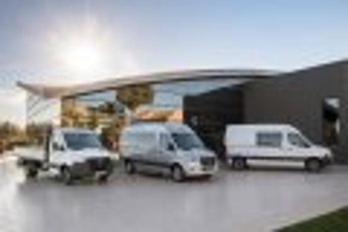 Mercedes Sprinter: la nueva y tecnológica generación ya es oficial