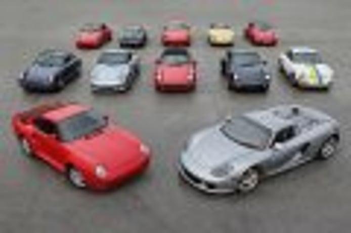 La colección Porsche de James G. Hascall a subasta