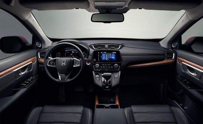 Honda CR-V 2018 - interior