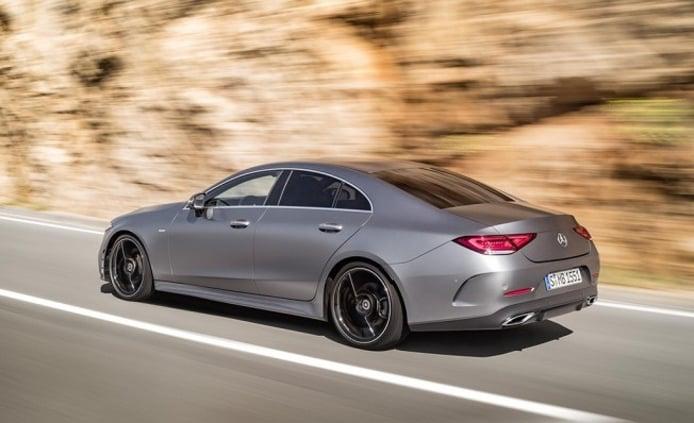 Mercedes Clase CLS 2018