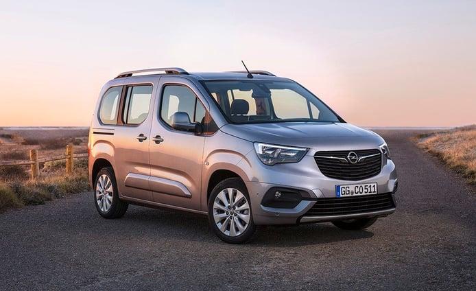 Opel Combo 2018: la quinta generación se presenta en versión Life