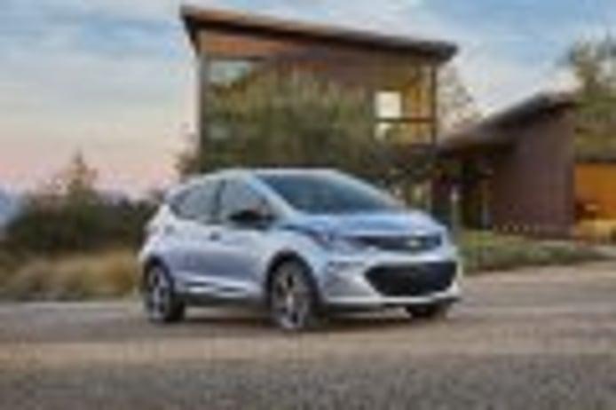 La producción del Chevrolet Bolt será aumentada
