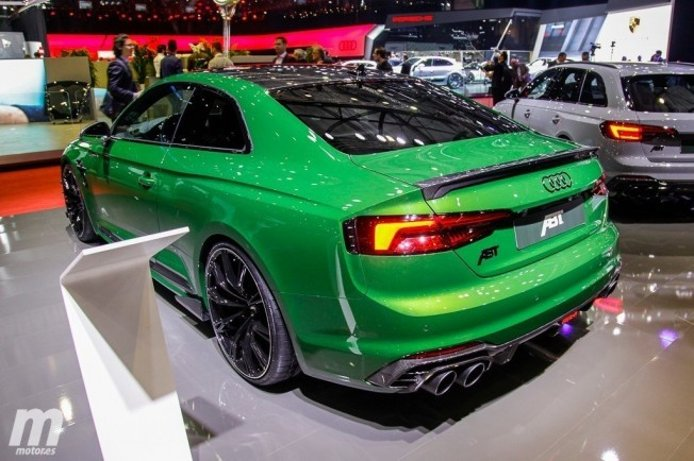 ABT RS5-R - posterior