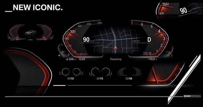 La nueva generación del BMW X5 estrenará la tecnología iDrive 7.0