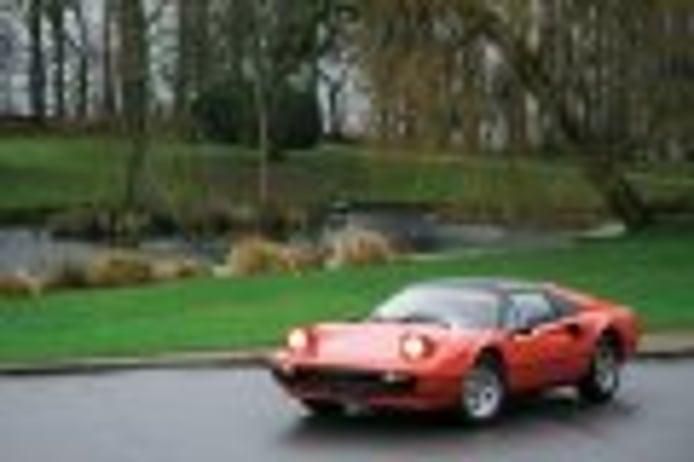Pieza única: el Ferrari 308 GTS de Gilles Villeneuve a la venta