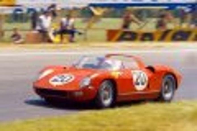 La historia de Le Mans: el ocaso de Ferrari (1964-1966)