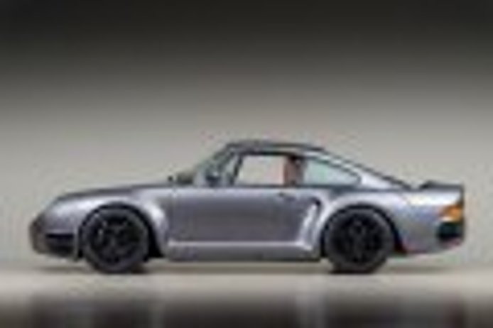 El Porsche 959 gana 800 CV con el nuevo kit restomod de Canepa