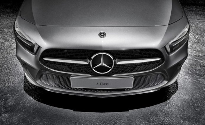 Mercedes Clase A 2018 - frontal