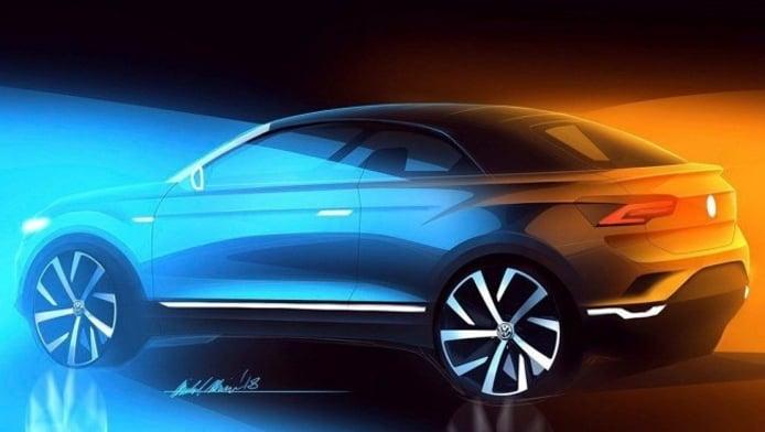 Volkswagen T-Roc Cabrio - teaser