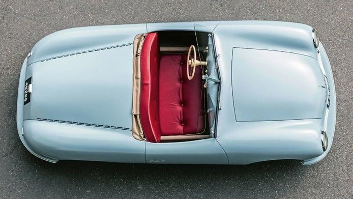 Porsche está fabricando una réplica de su primer modelo