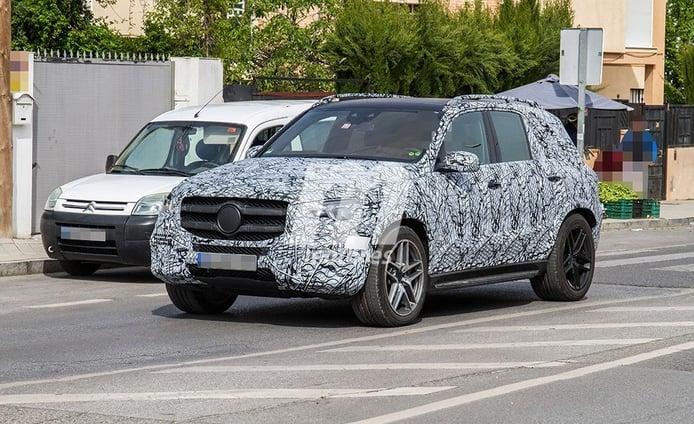 El esperado Mercedes GLE 53 AMG 4MATIC se traslada al sur de Europa